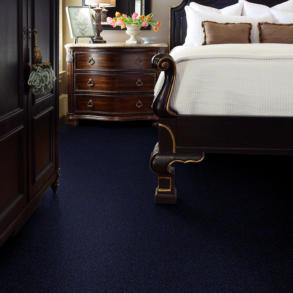Shaw Floors Magic At Last III 12′ Blue Ink 00444_E0204