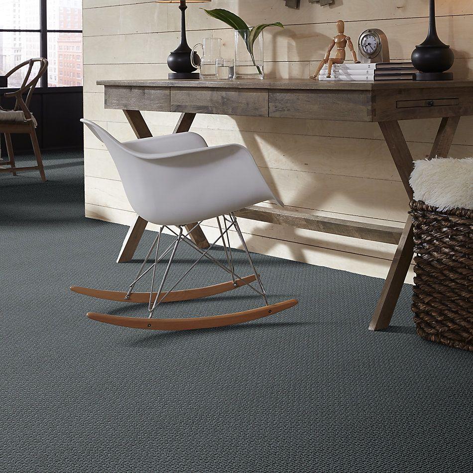 Anderson Tuftex American Home Fashions Proud Design Love Me Blue 00446_ZA883