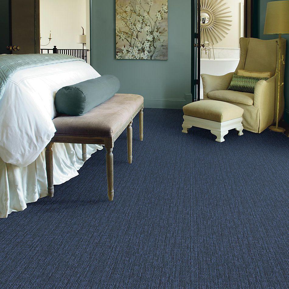Anderson Tuftex American Home Fashions Caswell Cornflower Blue 00447_ZA775