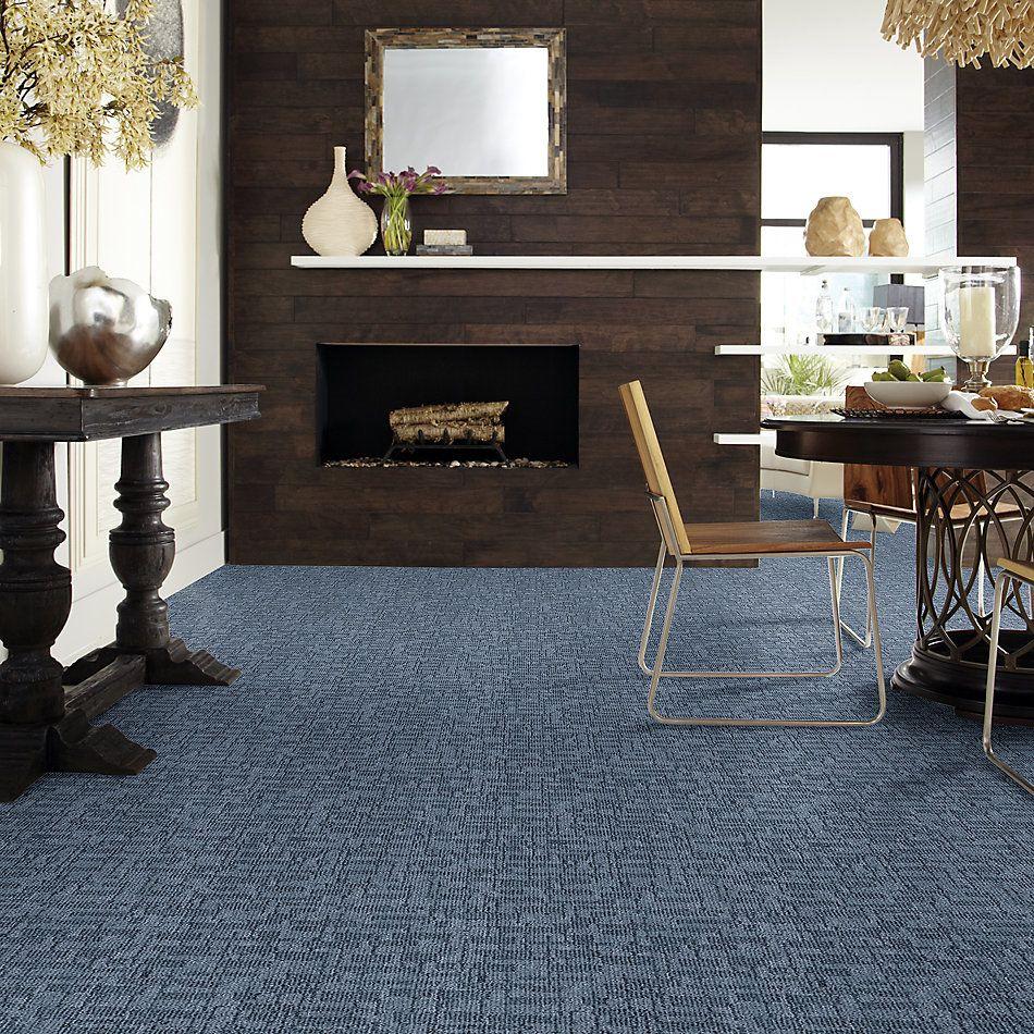 Anderson Tuftex American Home Fashions Medici Cornflower Blue 00447_ZA795