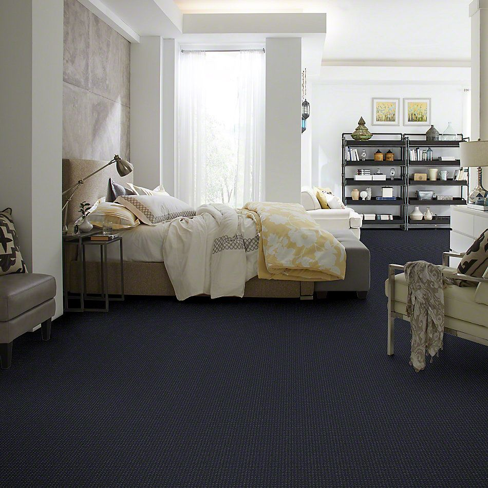 Shaw Floors SFA My Inspiration Pattern Indigo 00451_EA562