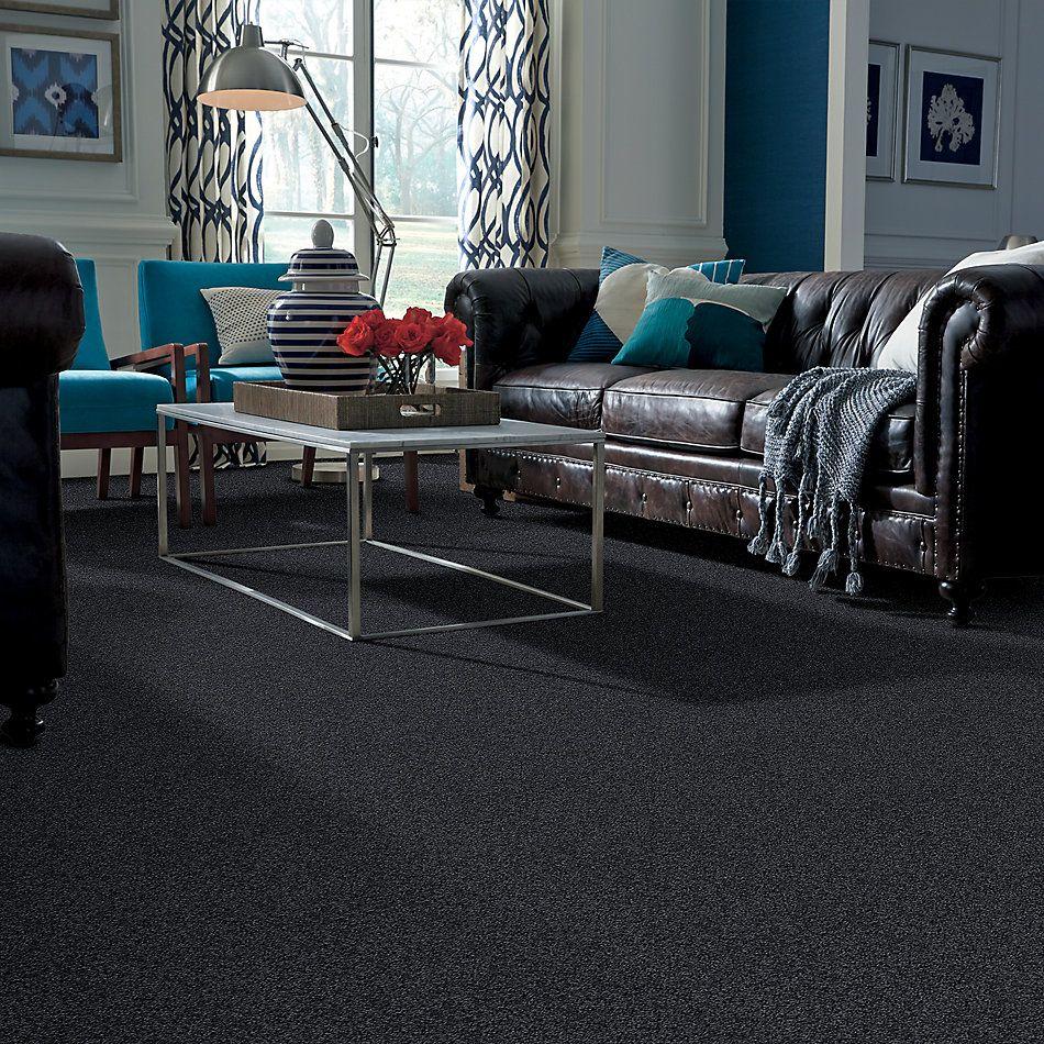 Shaw Floors Home Foundations Gold Emerald Bay II Indigo 00451_HGN52