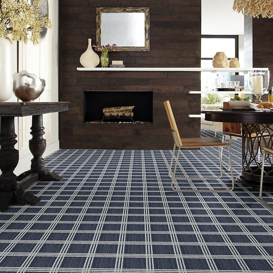 Anderson Tuftex American Home Fashions Perfect Mix Indigo 00458_ZA889