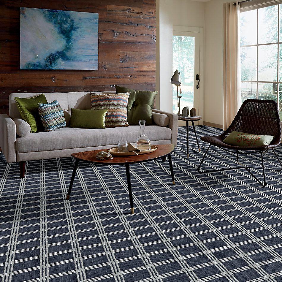 Anderson Tuftex American Home Fashions Perfect Mix Indigo 00458_ZA889