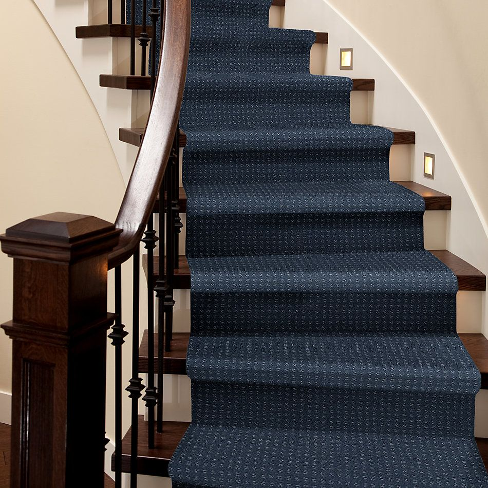 Shaw Floors Foundations Alluring Disposition Net Royal Navy 00470_E9777
