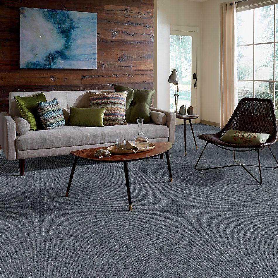 Shaw Floors Foundations Insightful Way Net Blue Steel 00475_E9772