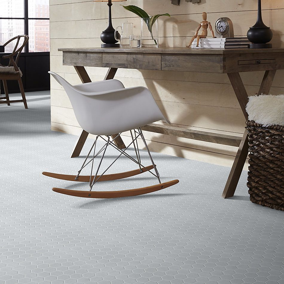 Shaw Floors Ceramic Solutions Coolidge Hex Grey 00500_240TS
