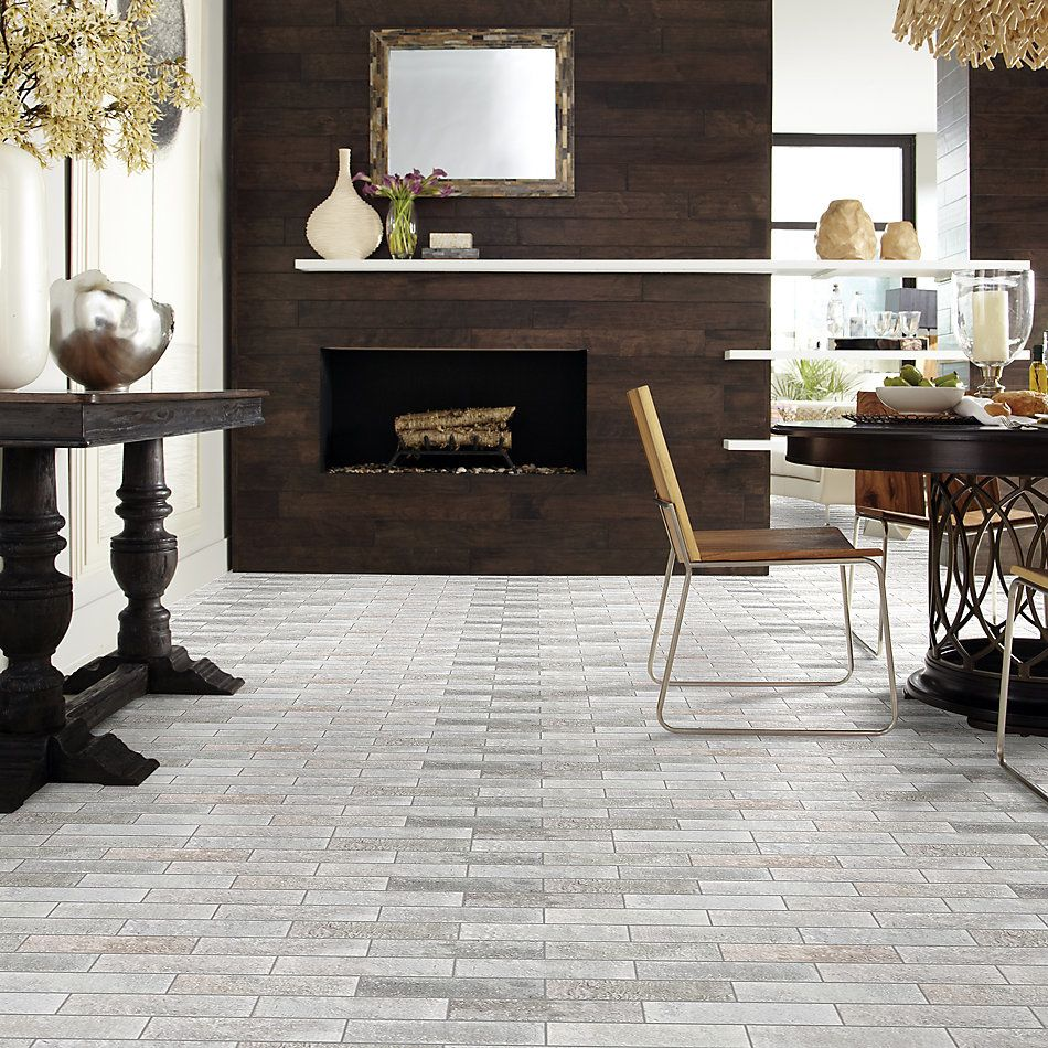 Shaw Floors Ceramic Solutions Iberian Brick 2×10 Grey 00500_281TS