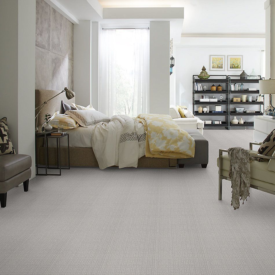 Shaw Floors Foundations Essential Now Net Silver Lining 00500_5E300