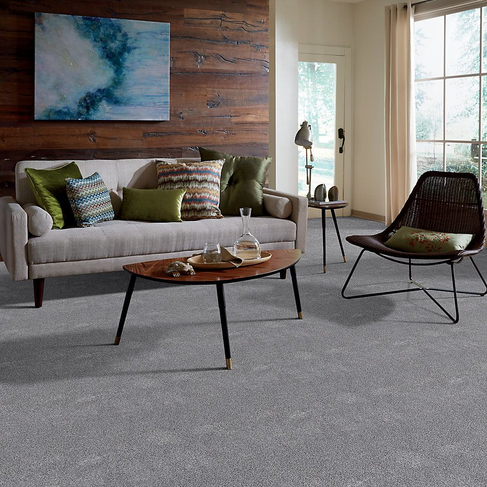 Shaw Floors Value Collections Calm Serenity II Net Silver Lining 00500_5E354