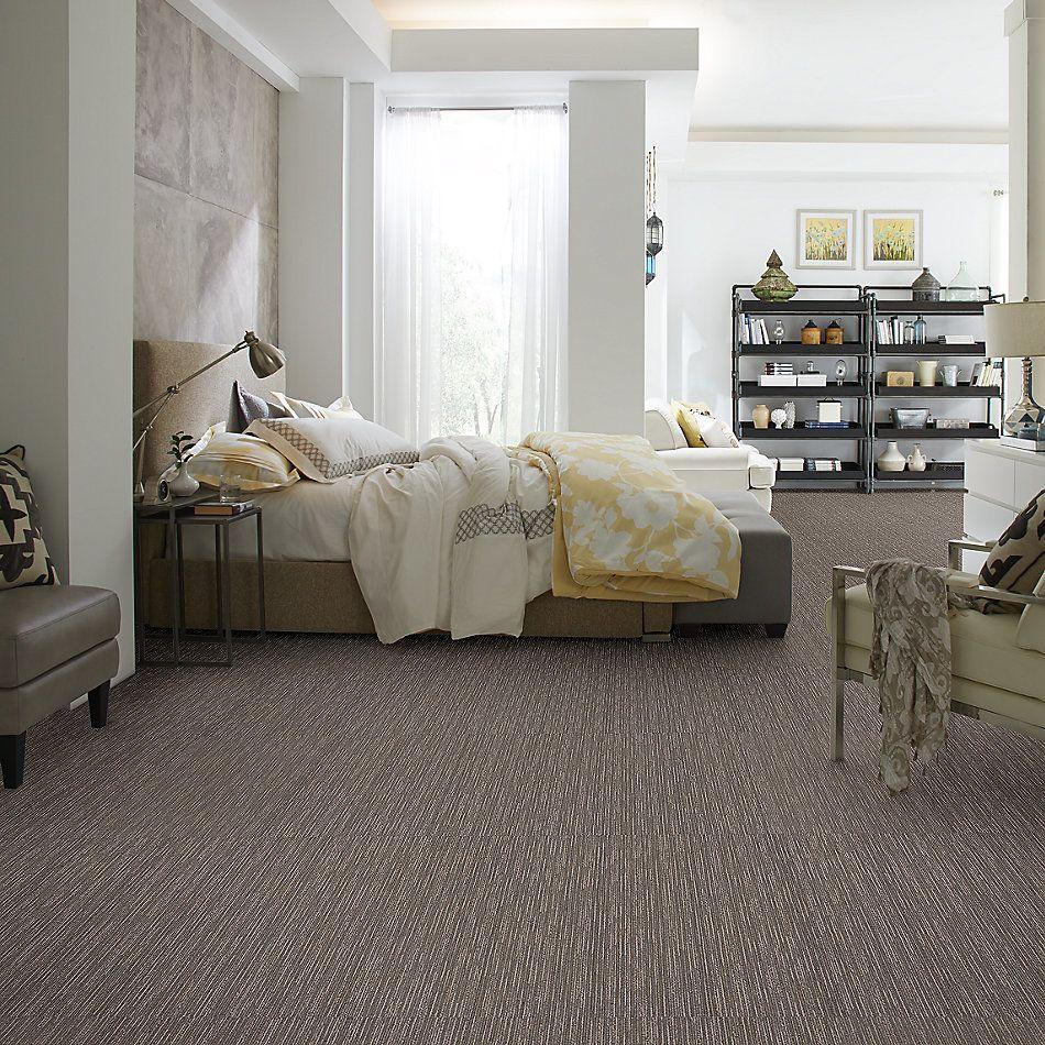 Shaw Floors Striation Gray Furrow 00500_6E016
