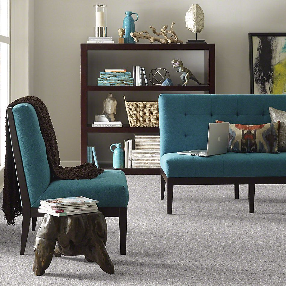 Shaw Floors SFA Timeless Appeal II 12′ Silver Charm 00500_Q4312
