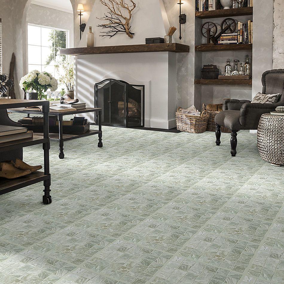 Shaw Floors Ceramic Solutions Range Mosaic Polished Argento 00500_CS33Z