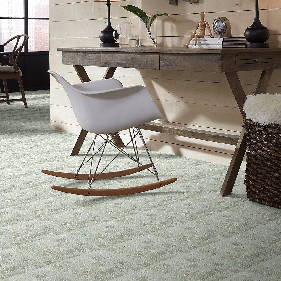 Shaw Floors Ceramic Solutions Range Bw Mosiac Plsh Argento 00500_CS33Z