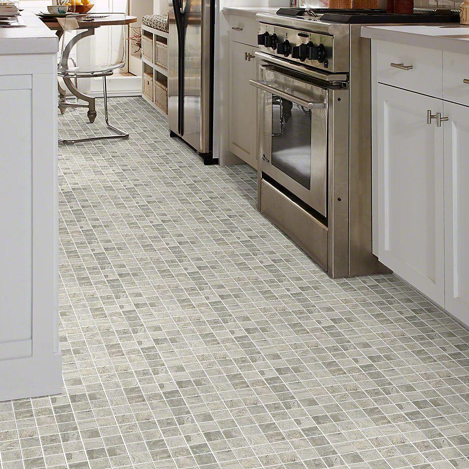 Shaw Floors Ceramic Solutions Zenith Mosaic Grey 00500_CS40P