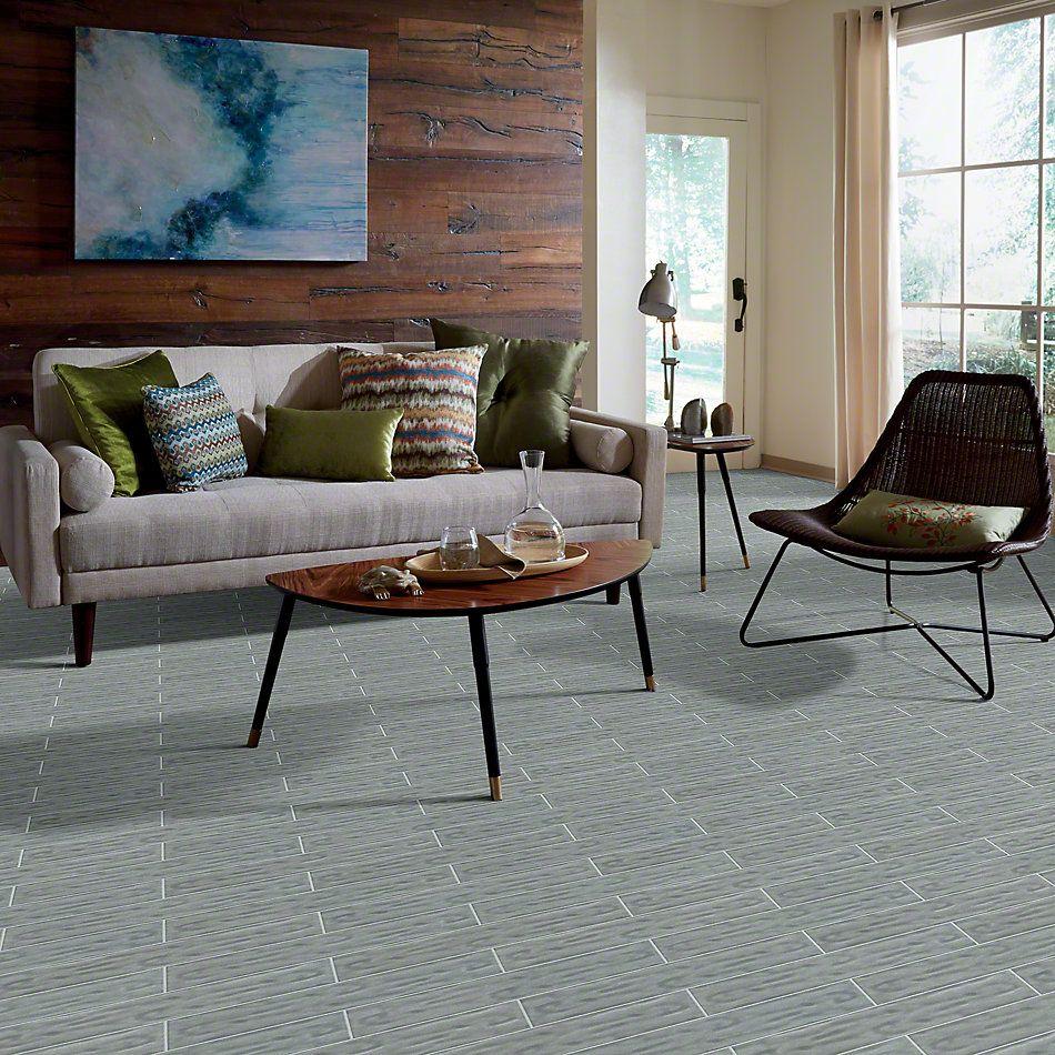 Shaw Floors Ceramic Solutions Geoscapes 4×16 Light Grey 00500_CS44X
