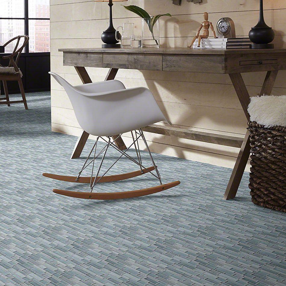 Shaw Floors Ceramic Solutions Silverton Glass Silver 00500_CS55V