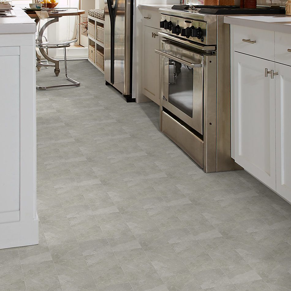 Shaw Floors Ceramic Solutions Oasis 13 Light Grey 00500_CS70Q