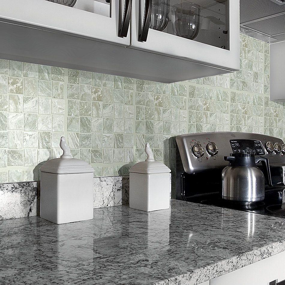 Shaw Floors Ceramic Solutions Casino Bw Mosaic Plsh Stella 00500_CS91Z