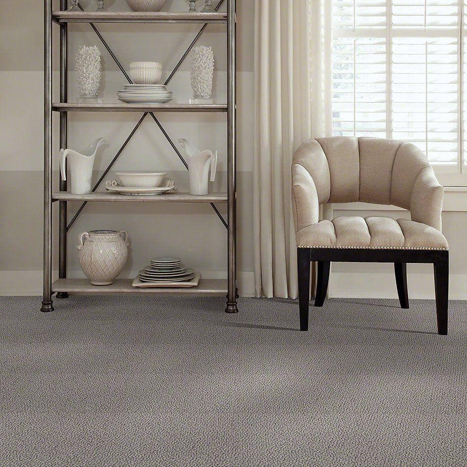 Shaw Floors Timeless Charm Loop Sheer Silver 00500_E0405
