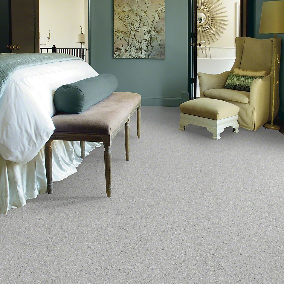 Shaw Floors Well Played II 15 Sheer Silver 00500_E0597