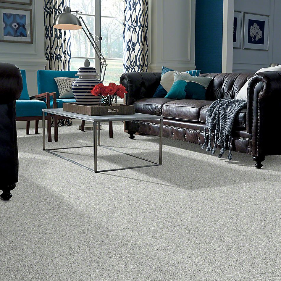 Shaw Floors Dazzle Me Texture Silver Glitz 00500_E0702