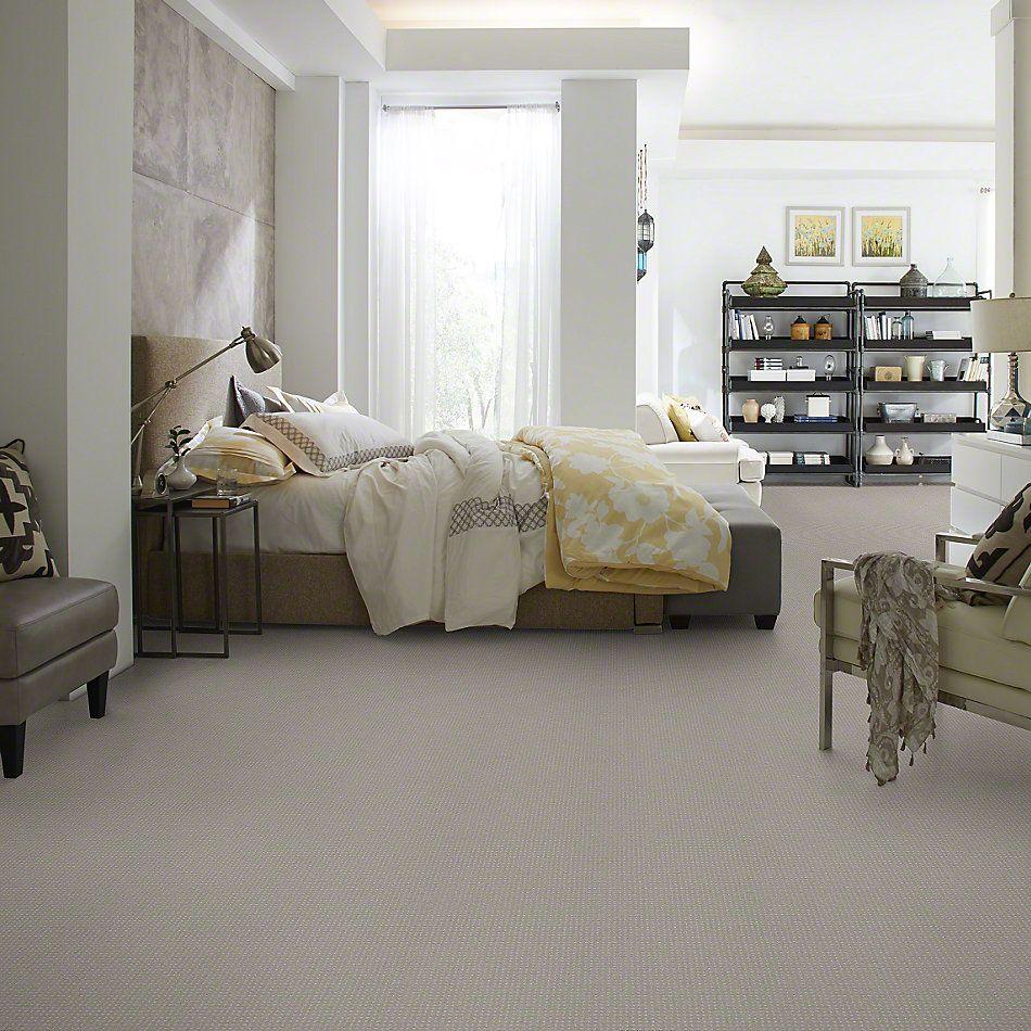 Shaw Floors SFA Loyal Beauty Pattern Sheer Silver 00500_EA183