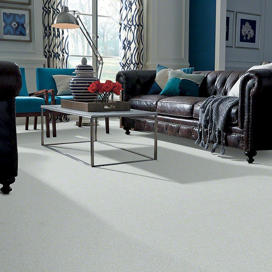 Shaw Floors SFA Turn The Page I 12′ Sheer Silver 00500_EA523