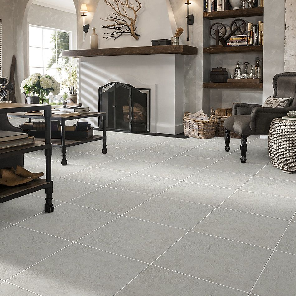 Shaw Floors Pulte Home Hard Surfaces Beaufort 17×17 Pier 00500_PW534