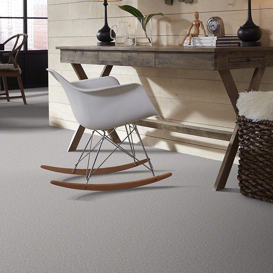 Shaw Floors Shaw Flooring Gallery Truly Modern III 15′ Silver Charm 00500_Q268G