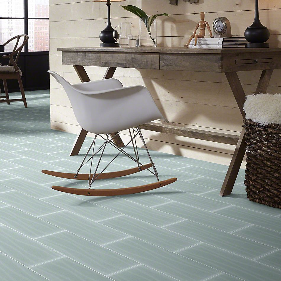 Shaw Floors SFA Paramount 8×24 Wave Glass Cloud 00500_SA23A