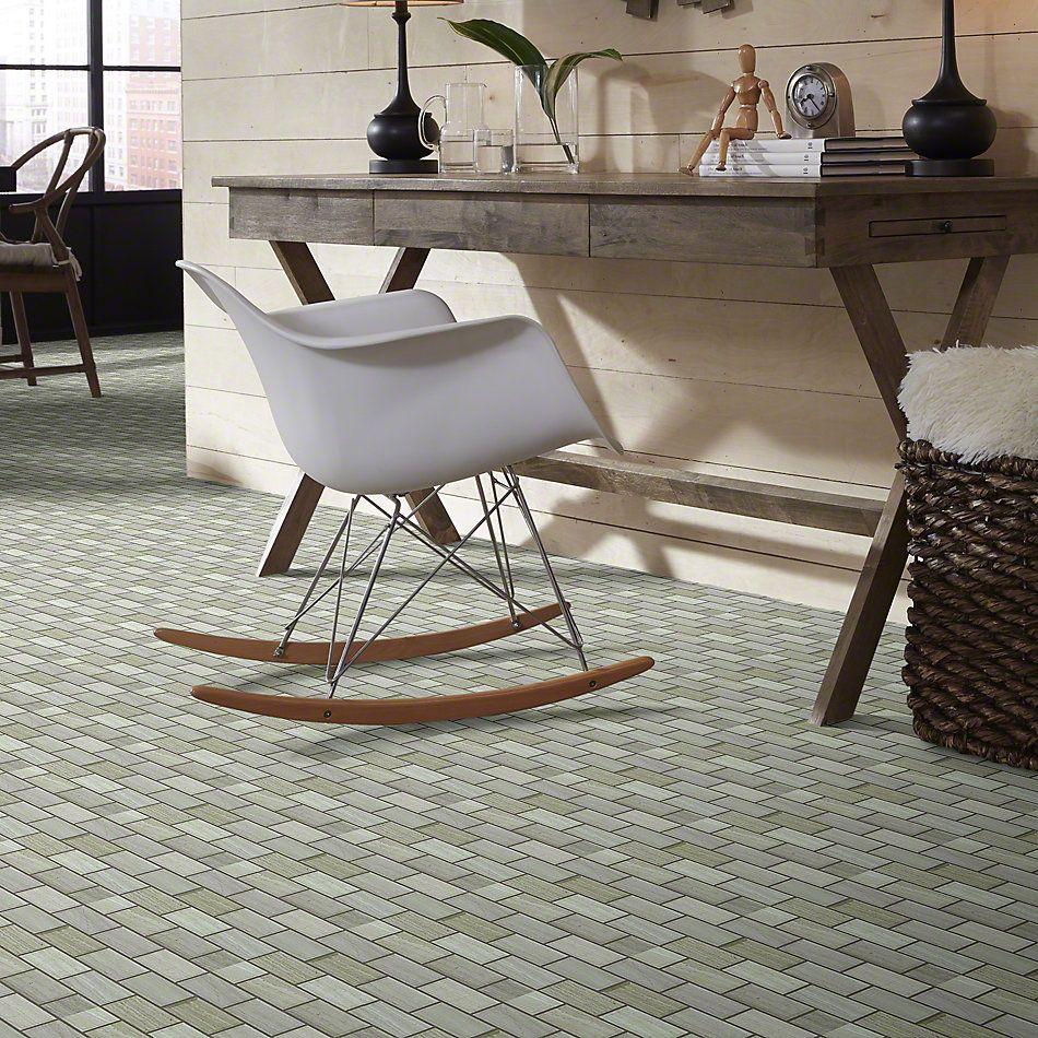 Shaw Floors SFA Pearl 2×4 Beveled Edge Rockwood 00500_SA35A