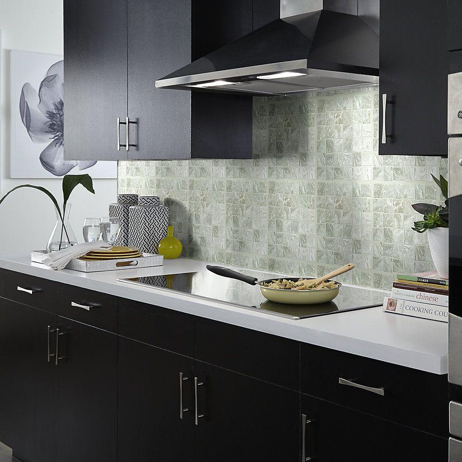 Shaw Floors SFA Vision Polished Mosaic Argento 00500_SA957