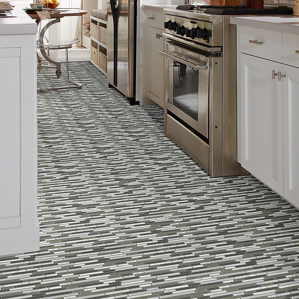 Shaw Floors SFA Marvelous Mix Linear Mosaic Iceland 00500_SA987