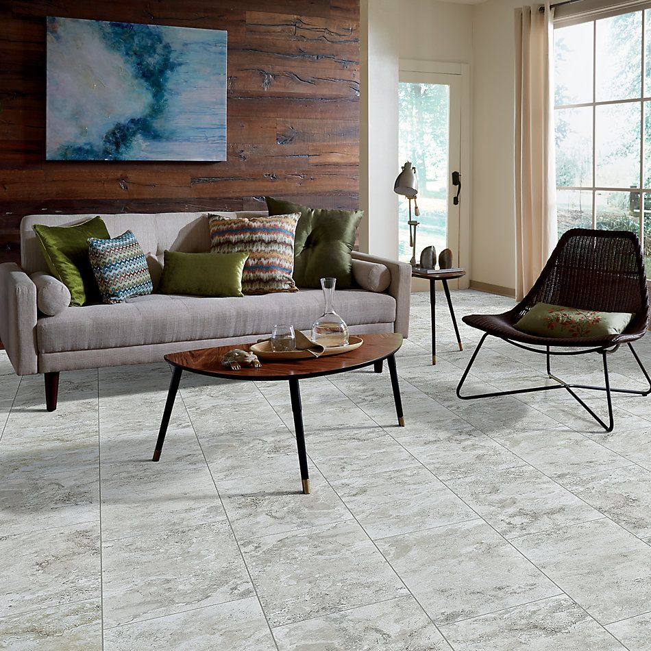 Shaw Floors Home Fn Gold Ceramic Cassio 12×24 Grey 00500_TG94D