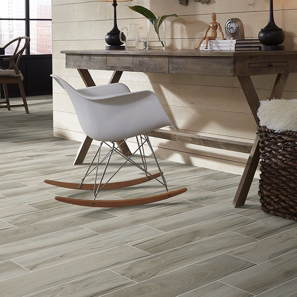 Shaw Floors Home Fn Gold Ceramic Traveler 8×32 Grey 00500_TGN63