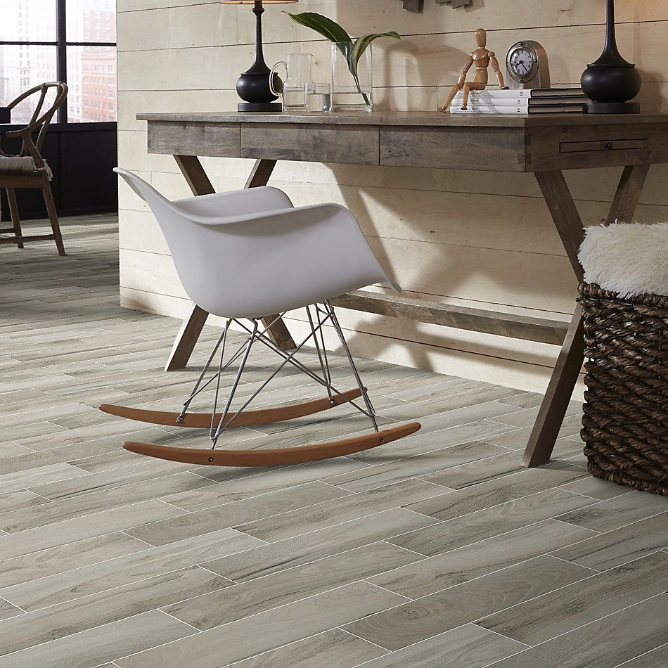 Shaw Floors Home Fn Gold Ceramic Traveler 6×24 Grey 00500_TGN64