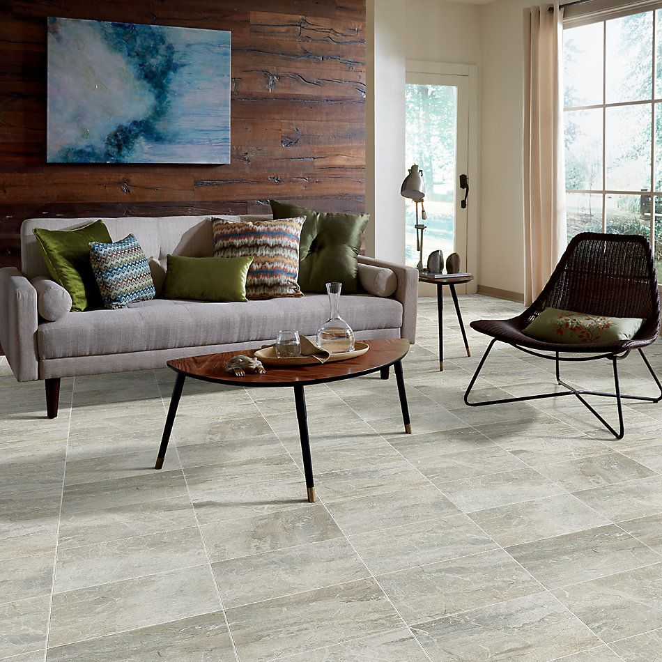 Shaw Floors Home Fn Gold Ceramic Apex 13×13 Grey 00500_TGN67