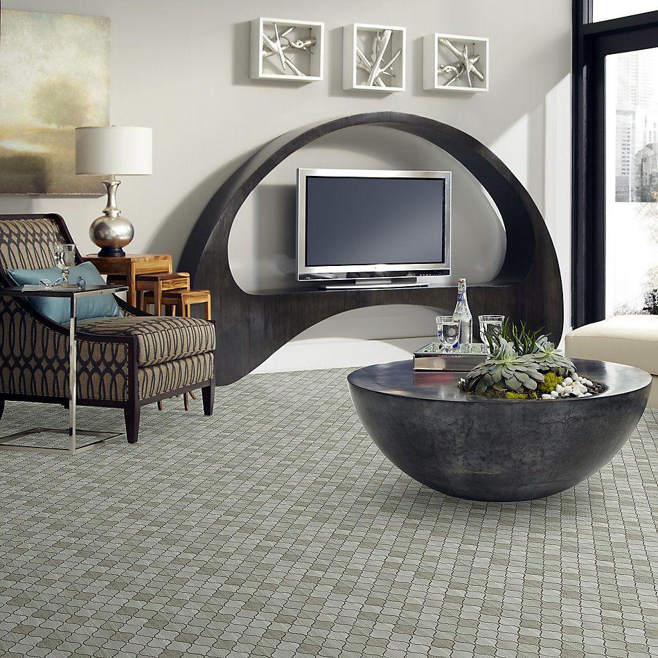 Shaw Floors Home Fn Gold Ceramic Estate Lantern Mosaic Rockwood 00500_TGN86