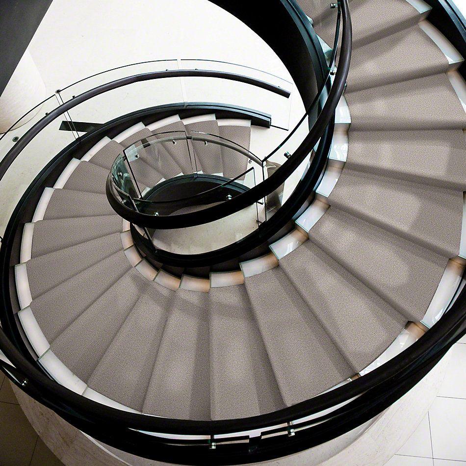 Shaw Floors Queen Sandy Hollow II 12′ London Fog 00501_Q4275