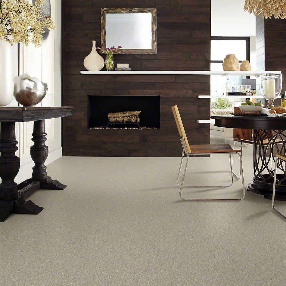 Shaw Floors Sandy Hollow III 12′ London Fog 00501_Q4277
