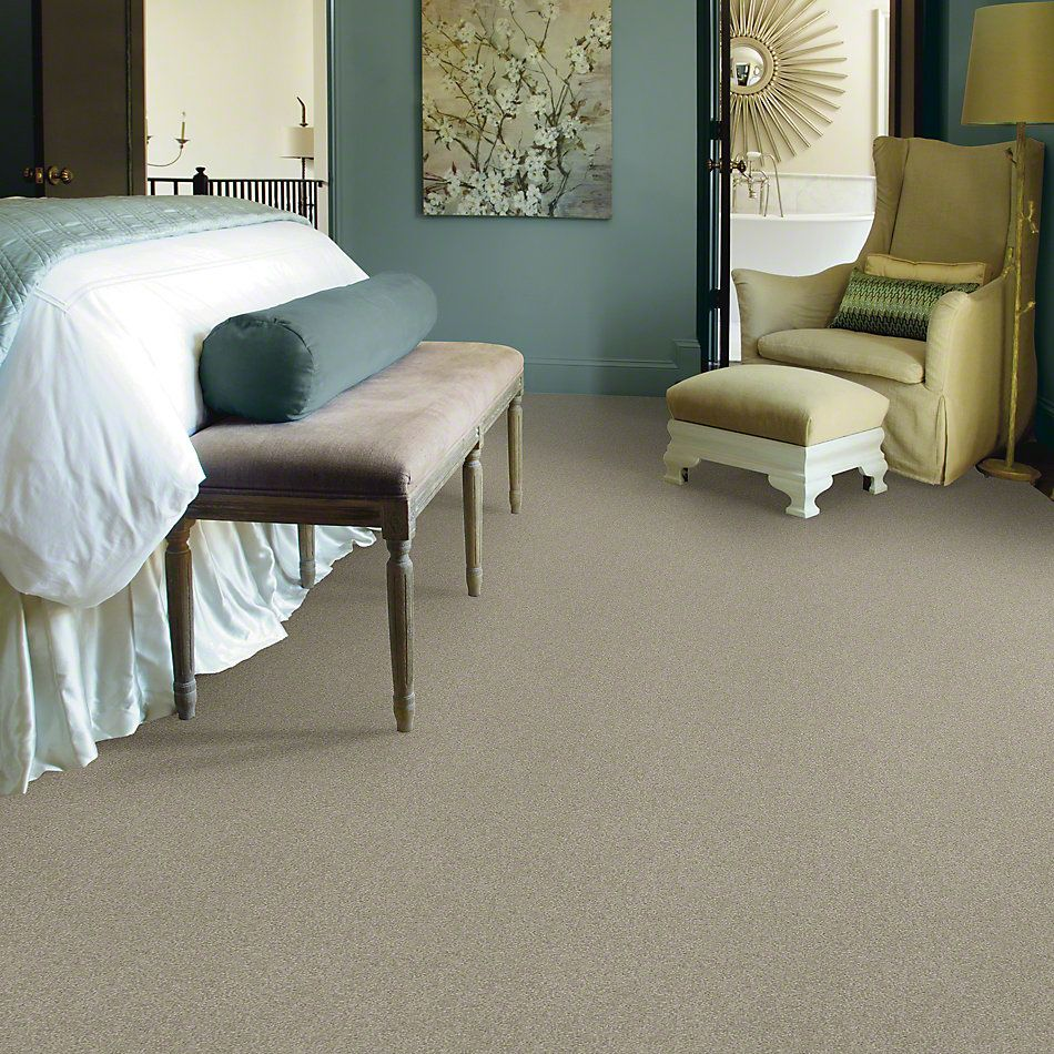 Shaw Floors Sandy Hollow III 12′ London Fog 00501_Q4277