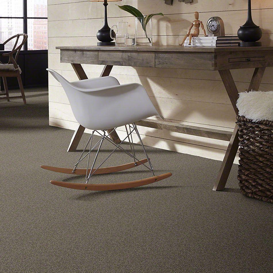 Shaw Floors Enduring Comfort III Grey Flannel 00501_E0343