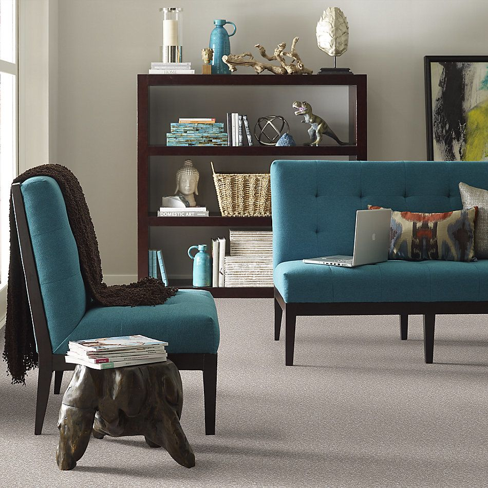 Shaw Floors Sandy Hollow Classic I 12′ London Fog 00501_E0548