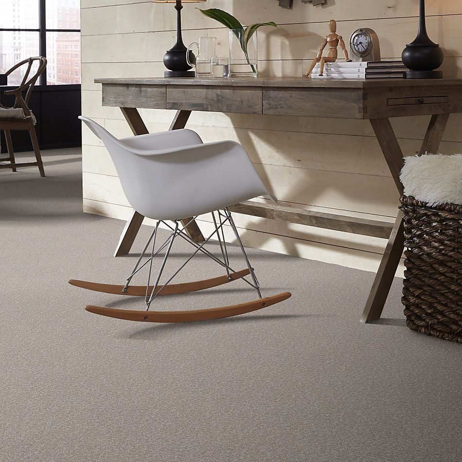 Shaw Floors Sandy Hollow Classic I 12′ London Fog 00501_E0548