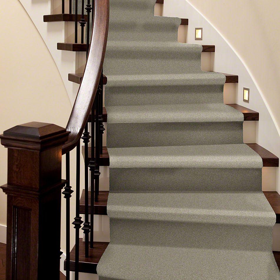 Shaw Floors Foundations Sandy Hollow Classic III 12′ London Fog 00501_E0552
