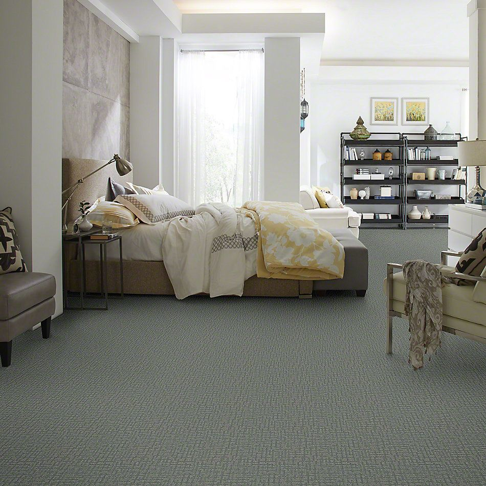 Shaw Floors Foundations Thoughtful Approach Pewter 00501_E9726