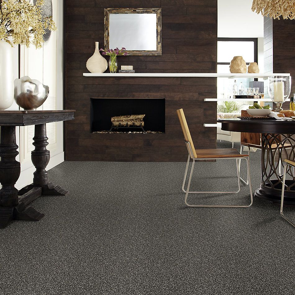 Shaw Floors Value Collections Go All Out Salt And Pepper 00501_E9909