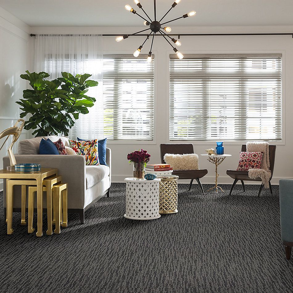 Shaw Floors Property Solutions Specified Dynamic Vision Houndstooth 00501_PZ022
