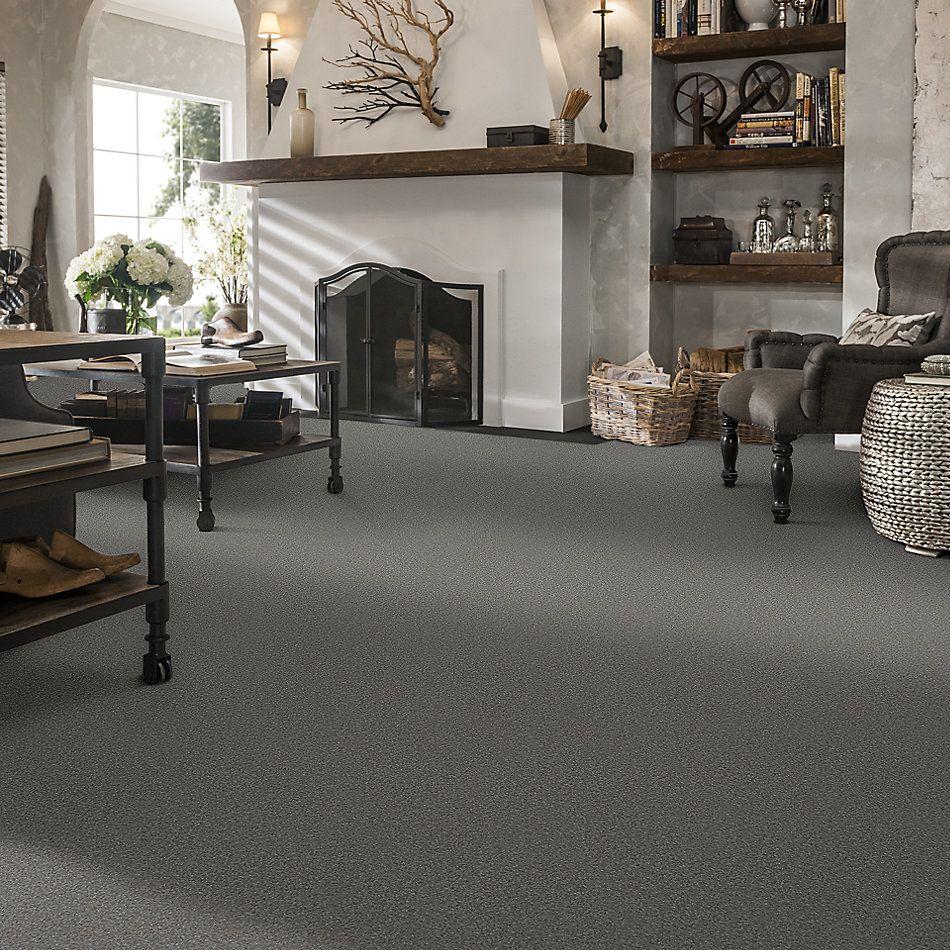 Shaw Floors Queen Harborfields II 12′ Pewter 00501_Q4720